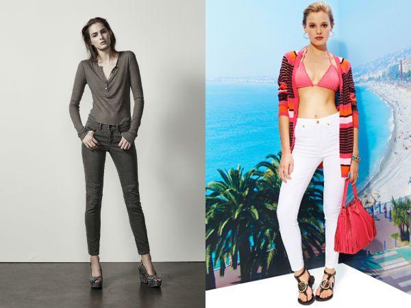 модные джинсы 2017 женские