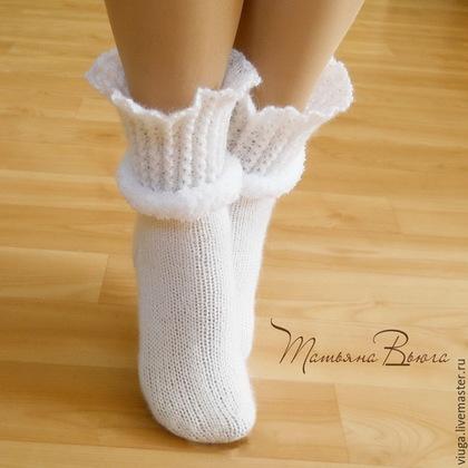 вязаные носочки (420x420, 44Kb)