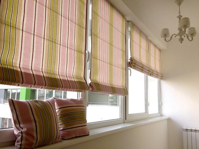 Своими руками подъемные шторы
