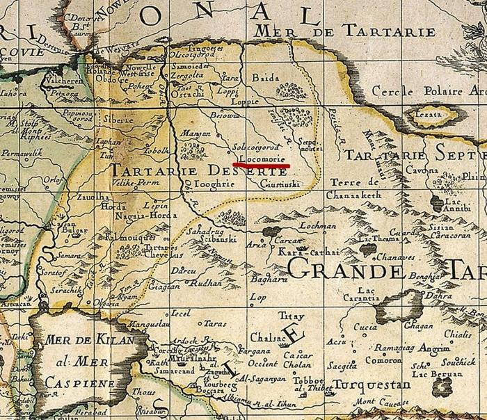 Что значит слово «Лукоморье» и где его нужно искать