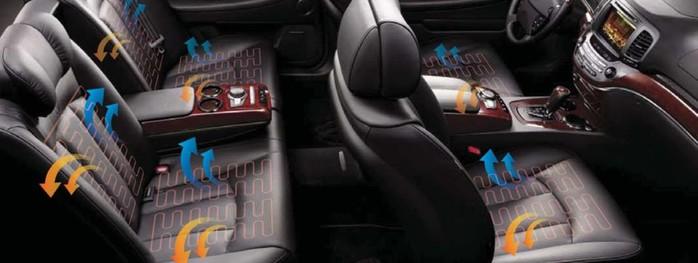 )Безвреден ли подогрев сидений у автомобиля