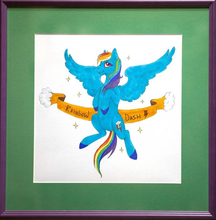 3943955_elena_berezova_kartina_v_detskuyu_Pony_Rainbow_Dash_EB150803 (689x700, 303Kb)