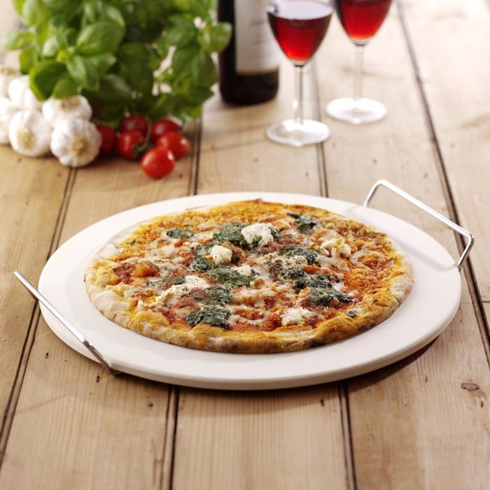 Камень для пиццы в духовку купить по всем правилам