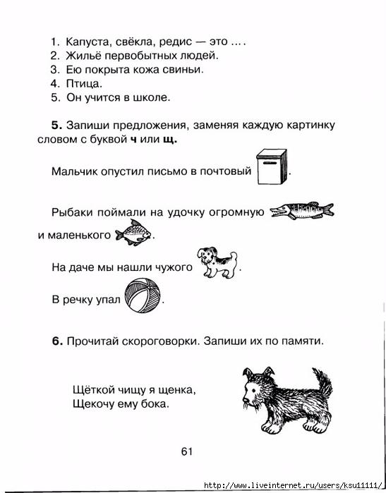 Ольга Чистякова 30 занятий по русскому языку для