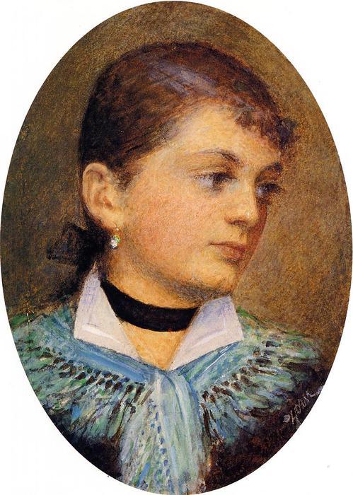 Портрет Agusta Хольцер, 1879 (499x700, 73Kb)