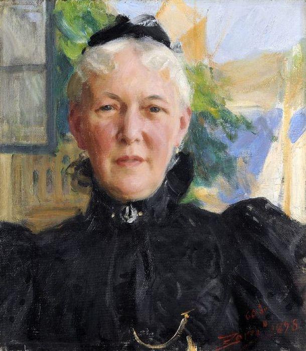 Gothilda F?rstenberg ,1898 (610x700, 82Kb)