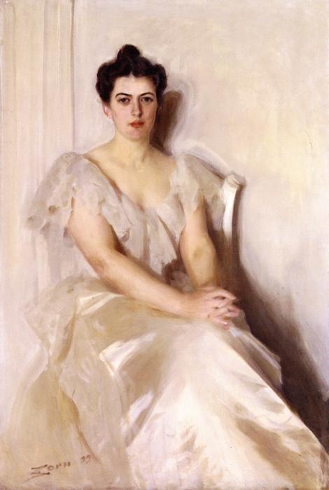 Frances Folsom Cleveland ,1899  National Portrait Gallery – Washington DC (470x700, 196Kb)