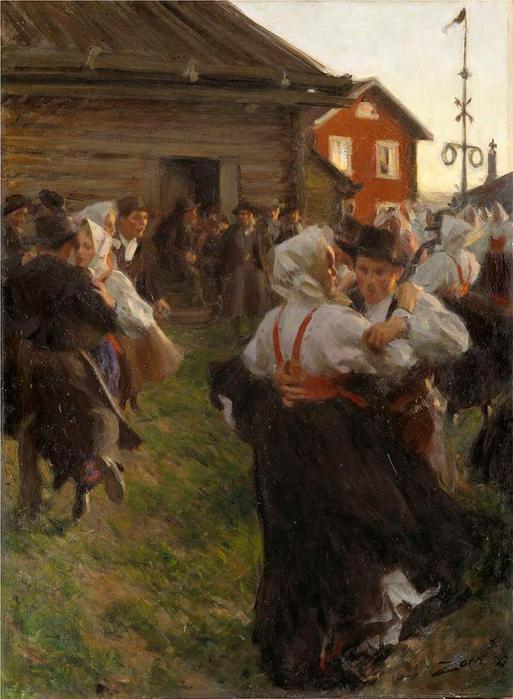 Midsummer Dance  На  Ивана Купала , 1897 (513x700, 58Kb)
