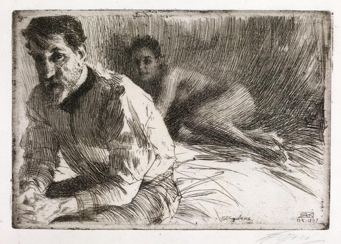 Augustus Saint-Gaudens ,1897 (700x500, 771Kb)