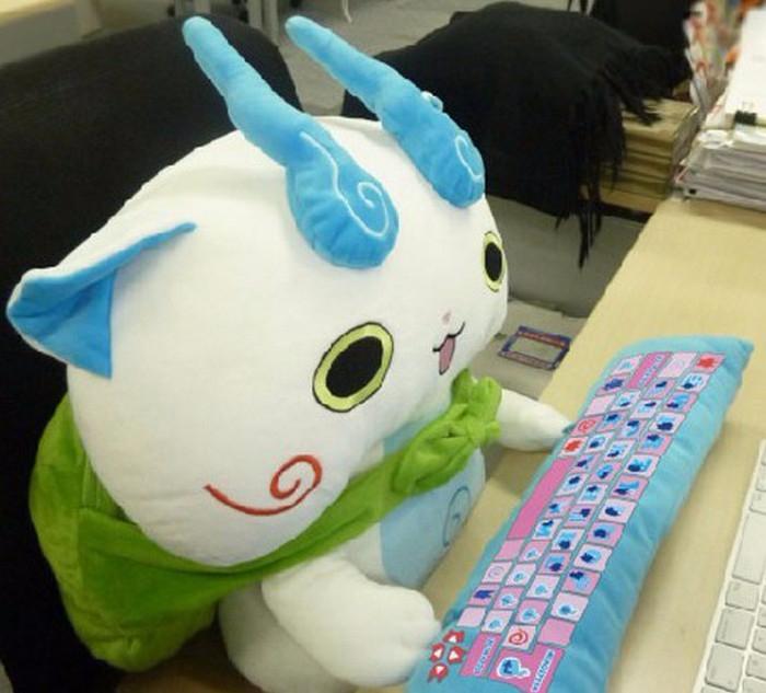 японские мягкие игрушки 3 (700x633, 328Kb)