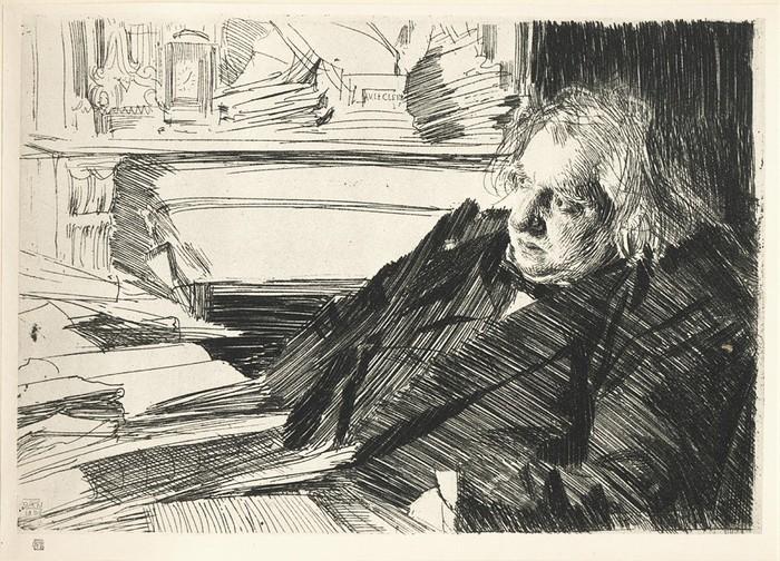 Джозеф Эрнест Ренан   1892 (700x504, 158Kb)