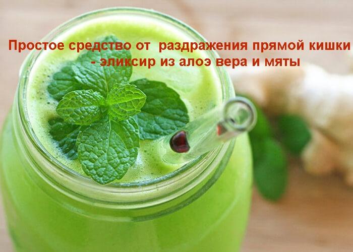 """alt=""""������� �������� ��  ����������� ������ ����� - ������� �� ���� ���� � ����""""/2835299_Prostoe_sredstvo_ot__razdrajeniya_pryamoi_kishki__eliksir_iz_aloe_vera_i_myati (700x500, 188Kb)"""