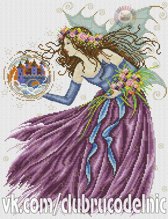Stardust Fairy (536x700, 616Kb)