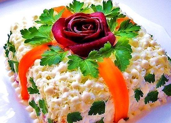 Salat-s-marinovannyimi-gribami-Vdohnovenie (550x394, 58Kb)