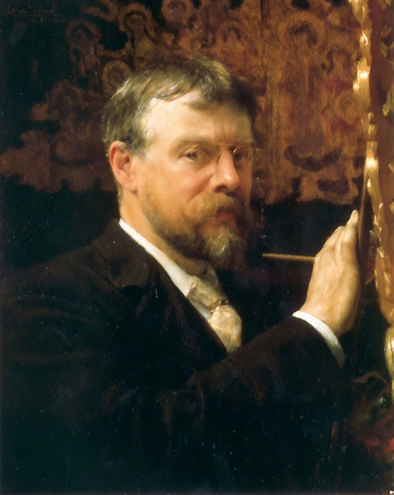 lawrence-alma-tadema-self-portrait-1896 (556x700, 426Kb)