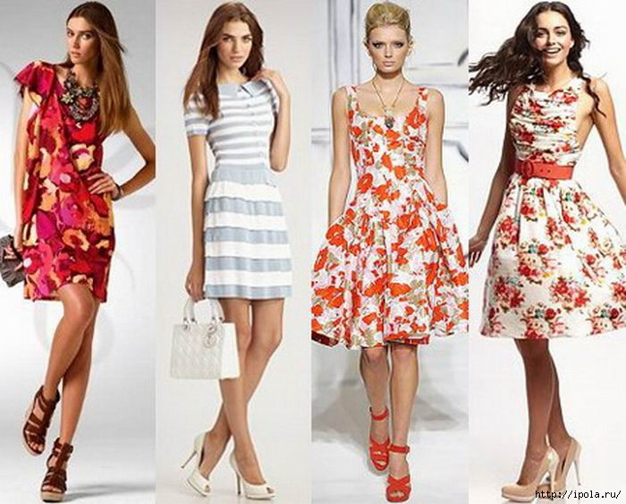 Сарафаны Модные