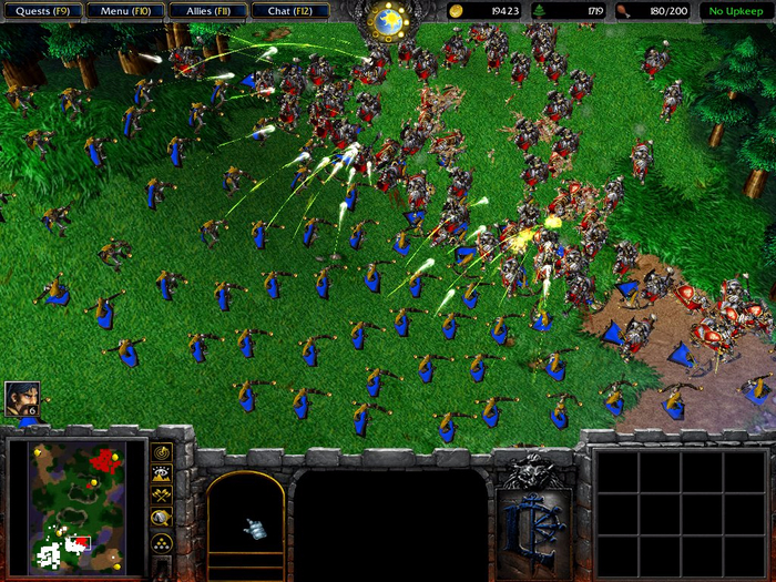 Warcraft III Reign of Chaos-СЃРєСЂРёРЅ1 (700x525, 571Kb)