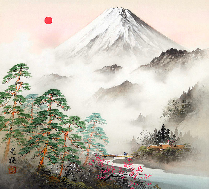 kojima-koukei-quince-blossoms (700x634, 205Kb)