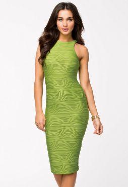 Роскошное зеленое удлиненное платье до колена/5946850_14317_1 (254x369, 11Kb)