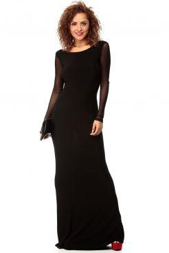 Длинное черное платье с длинным рукавом/5946850_16401_1 (246x369, 7Kb)