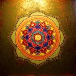 Превью Mandala Aspiration to life (60С…60). (694x700, 548Kb)