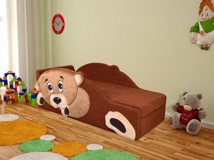 Детские диваны-кровати: взгляды взрослых и детей.