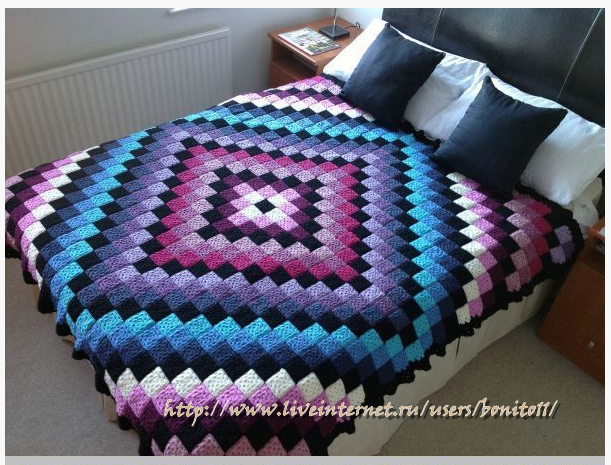 Patchwork-Crochet-Free-Pattern-Diamond-Design (611x465, 671Kb)