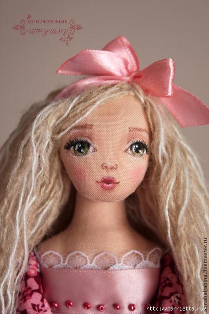 Создание лица текстильной кукле. Мастер-класс (4) (420x630, 218Kb)