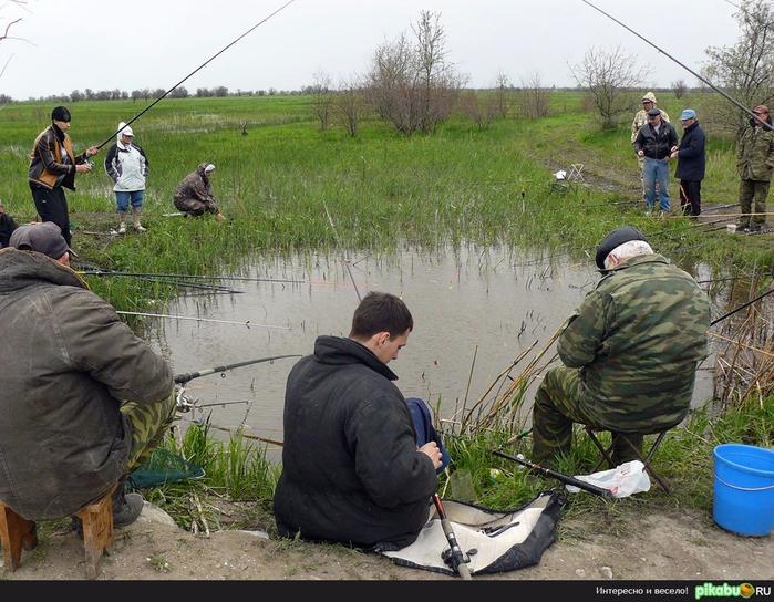 когда можно ехать ловить рыбу