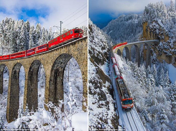 железная дорога в швейцарских альпах 4 (700x522, 579Kb)