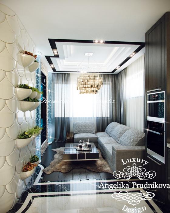 01_Интерьер гостиной на первом этаже (560x700, 390Kb)