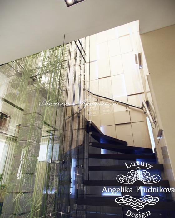 19_Лестница на второй этаж в многоуровневой квартире (560x700, 399Kb)