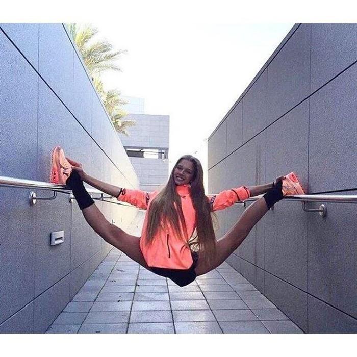 фото очень гибких женщин