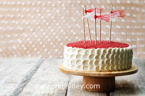 красный бархат торт со свеклой рецепт с фото