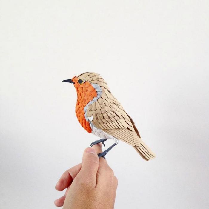 бумажные птицы Дианы Бельтран Эрерра 7 (700x700, 192Kb)