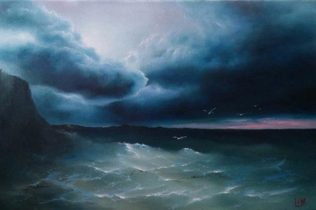 Грозовое море (636x423, 177Kb)