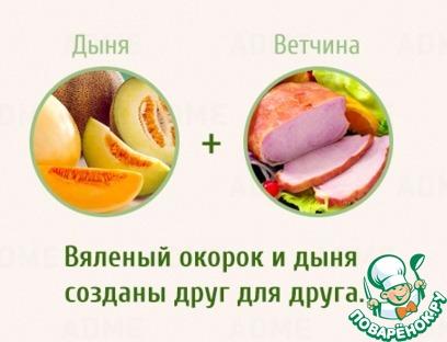 сочетаемость продуктов при правильном питании
