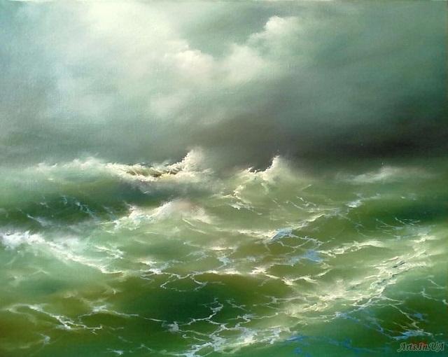 Буря на море (640x510, 239Kb)