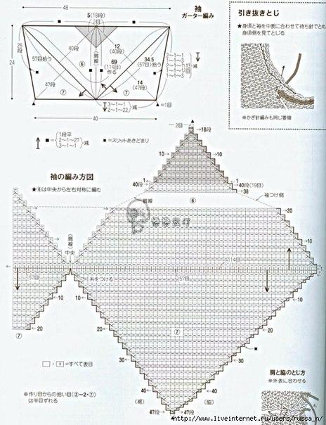 пэчворк пуловер 4 (464x604, 250Kb)
