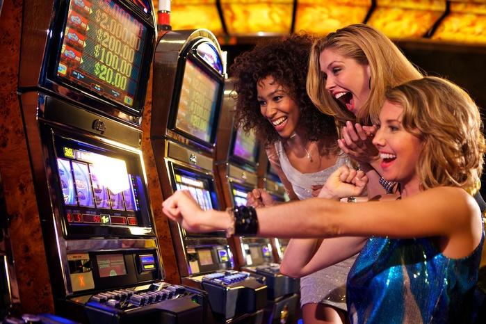 """alt=""""Лучшие игровые автоматы бесплатно- Lucky Ladys Charm""""/2835299_3 (700x466, 164Kb)"""