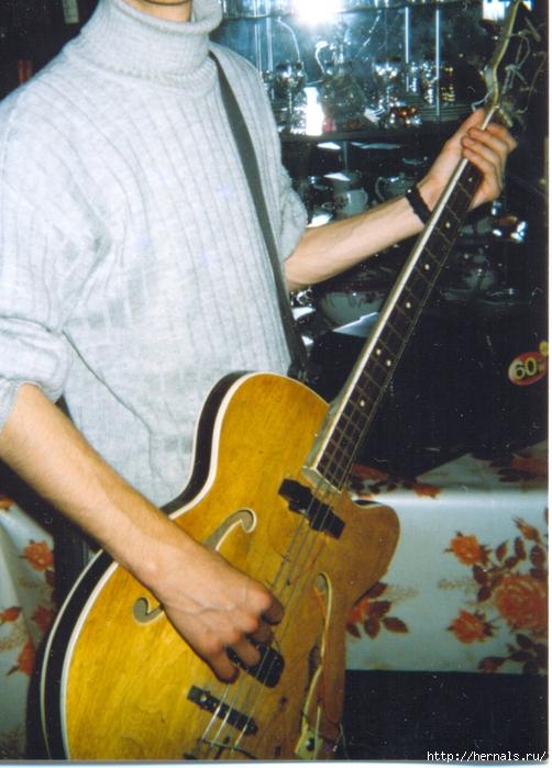старая полуакустическая бас гитара/4555640_bassguitar (502x700, 298Kb)