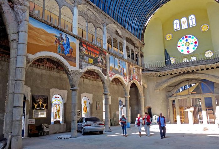 собор в испании Мехорада-дель-Кампо 4 (700x475, 434Kb)