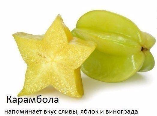 Эти экзотические фрукты нужно успеть попробовать за жизнь (523x385, 132Kb)