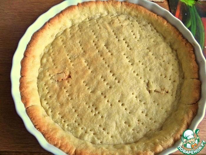 Рецепт шведского пирожного