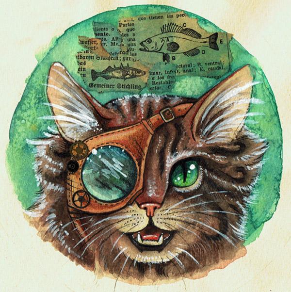 steampunk_cat_by_kiriokami-d91mqui (600x602, 193Kb)