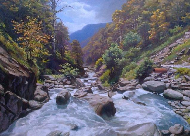 река алазани осеню (637x456, 348Kb)
