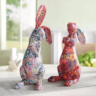Кролик из пластиковой бутылки и папье-маше (3) (320x320, 109Kb)