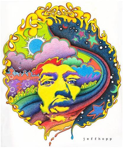40 лет без Джимми Хендрикса 2