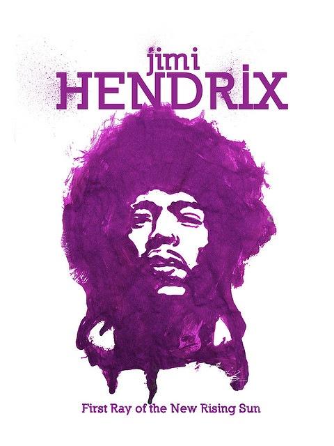 40 лет без Джимми Хендрикса 14