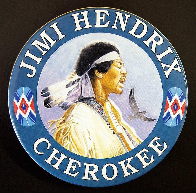 40 лет без Джимми Хендрикса 21